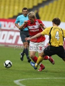 Роман Павлюченко против Виктора Готоватенко