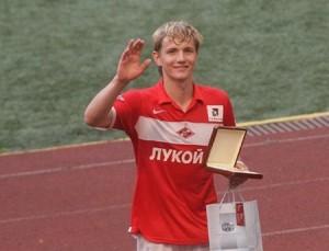 Павлюченко в Спартаке